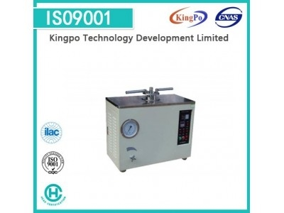 220V Oxygen Air Bomb Aging Test Chamber With Intelligent Control GB/T2951.12-2008