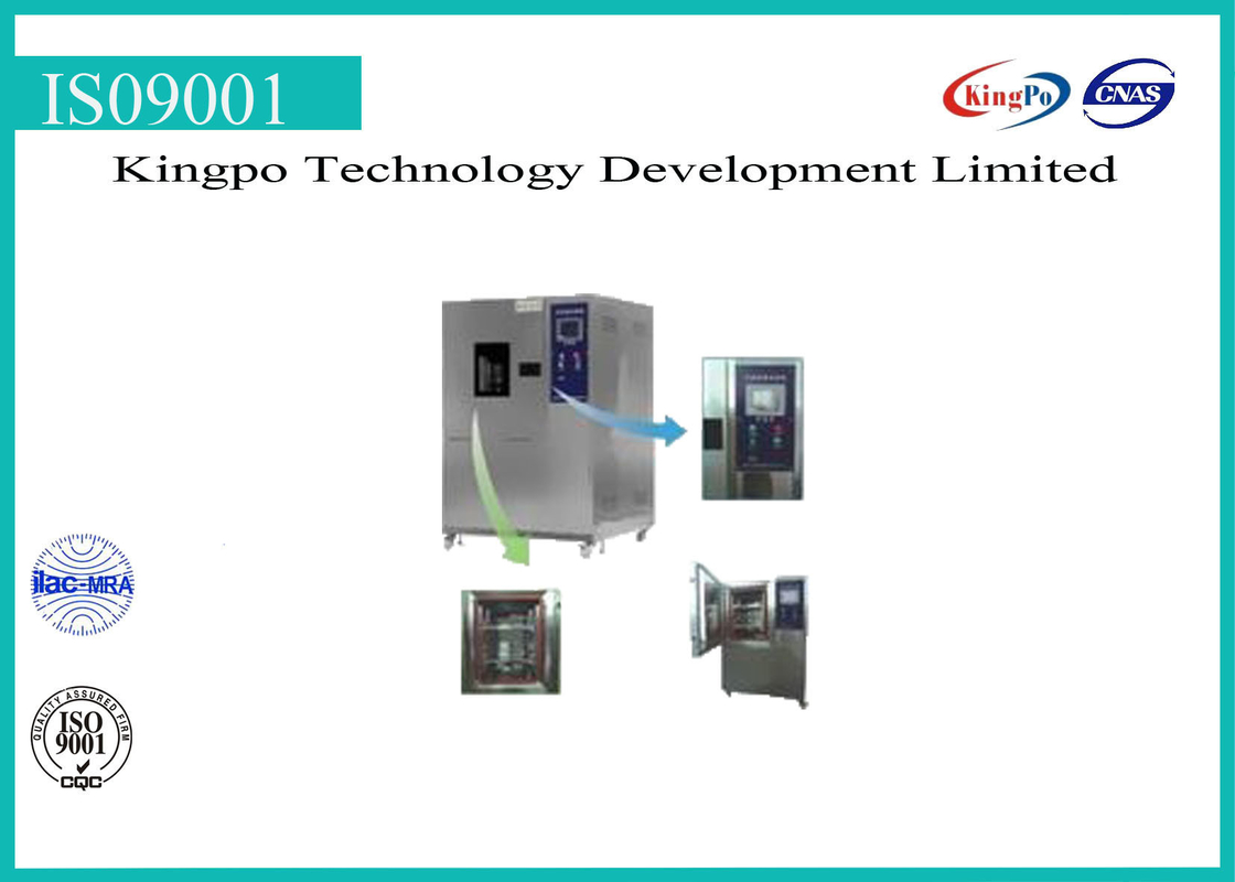 Programmable Temperature And Humidity Controlled Chambers 3KW-8KW