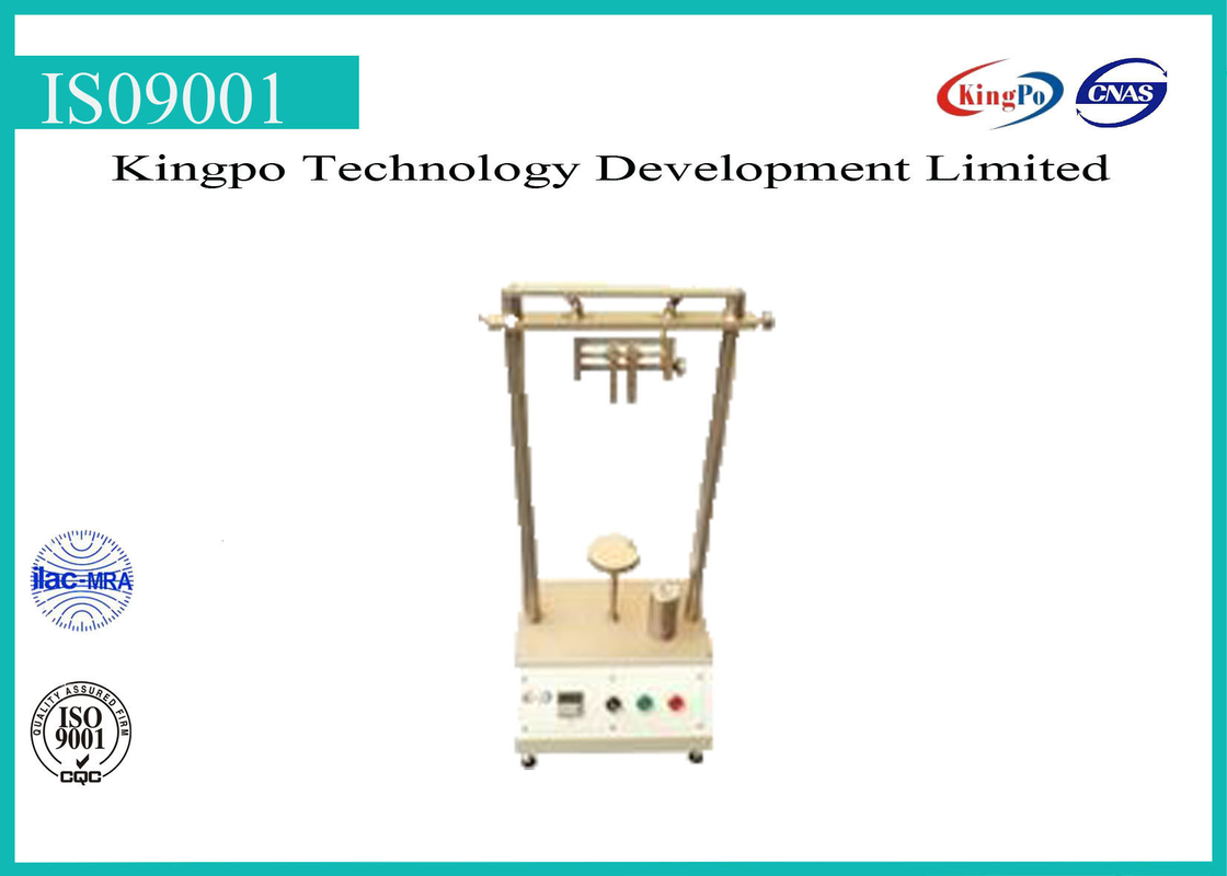 Stainless Steel Wire Testing Machine , Wire Damage Degree Tester Touch Screen