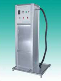 Vacuum Cleaner Current - Carrying Hose Resistance Torsion Testing Machine IEC60335-2-2 cl.21.104