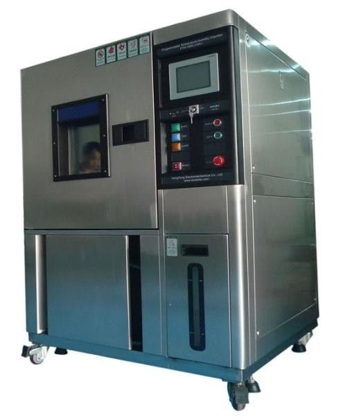 IEC60065 2014 Clause 8.3 Environmental Test Chamber , Temp Range From -40℃~+150℃