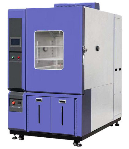 Multilingual Accelerated Weathering Test Chamber / Environmental Simulation Aging Test Machine